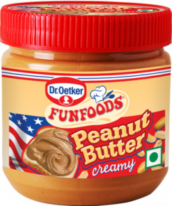 Peanut Butter Creamy 340gm