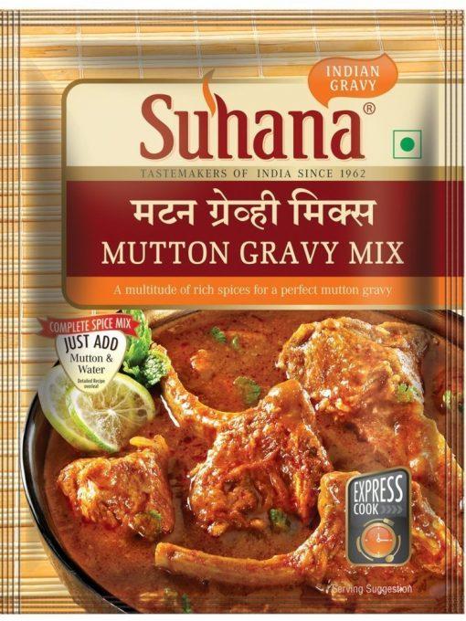 Suhana Mutton Gravy Spice Mix 80g