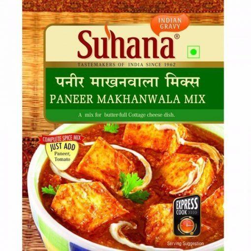Suhana Paneer Makhanwala Mix 50g