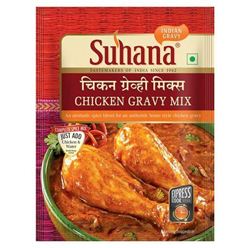 Suhana Chicken Gravy Spice Mix 80g