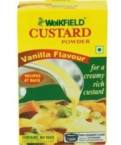 WEIKFIELD-VANILLA CUSTARD POWDER-500 GM