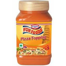 FUNFOODS PIZZA TOPPING 325 GM