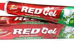 DABUR-RED GLE AYURVEDIC FRESHNESS EFFECTIVE T-PASTE-150 GM