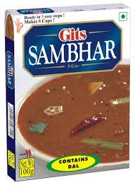 GITS-SAMBHAR MIX-100 GM