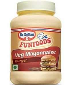 FUNFOOD Burger Mayo E.Less 250gm