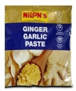 NILON'S GARLIC GINGER PASTE 200 GM