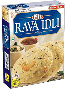 GITS-RAVA IDLI MIX-500 GM